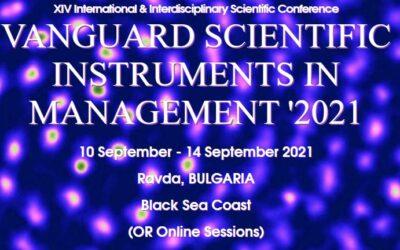 Vanguard scientific instruments in management